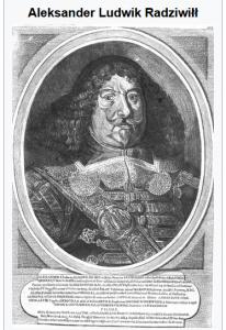 Aleksander Ludwik Radziwill