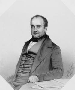 Charles Lucien Bonaparte, a nephew of Emperor Napoleon Bonaparte